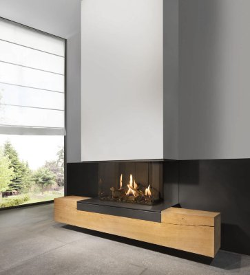 Топки Kal-Fire FAIRO ECO-LINE 70 3-SIDED